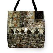 Castle Bird Tote Bag