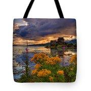 Castle Bliss Tote Bag
