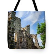 Castle Corner Ha Ha Tonka Tote Bag