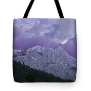 Castle Craggs Tote Bag
