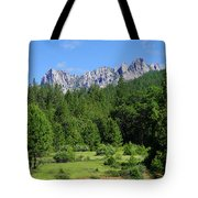 Castle Crags Tote Bag