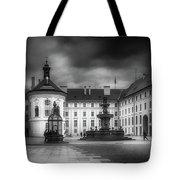 Castle Hill Tote Bag