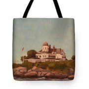 Castle Hill Newport Ri Tote Bag