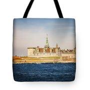 Castle In Helsingor Denmark Tote Bag