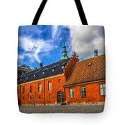 Castle Keep Tote Bag
