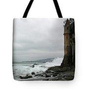 Castle Laguna Beach  Tote Bag