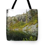 Castle Lake  Tote Bag