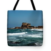 Castle Of Herod The Great Tote Bag