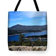 Castle Rock - Big Bear, Ca Tote Bag