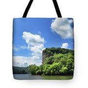 Castle Rock - Pembroke Virginia Tote Bag