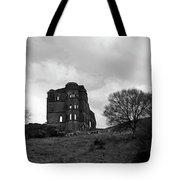 Castle Ruin Tote Bag