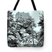 Castle Ruin Flossenbuerg Tote Bag