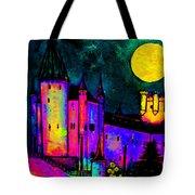 Castle Segovia Tote Bag