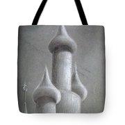 Castle Sketch Tote Bag