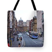 Castle Street - Liverpool Tote Bag