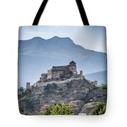 Castle Tourbillon  Tote Bag