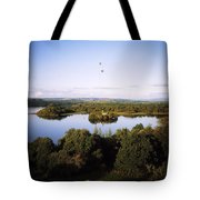 Castleisland Lough Key Forest Park Tote Bag