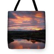 Castlemaine December Dawn Tote Bag