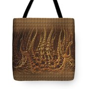 Castles In Decay Tote Bag
