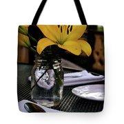 Casual Affair Tote Bag by Linda Shafer