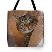 Cat Desire. Tote Bag