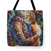 Cat Hug   Tote Bag
