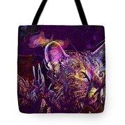 Cat Kitten Mieze Tiger Cat  Tote Bag