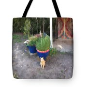 Cat No.1 Tote Bag