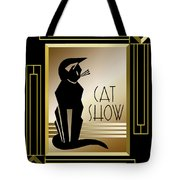 Cat Show - Frame 5 Tote Bag
