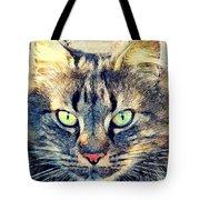 Cat Simba Tote Bag