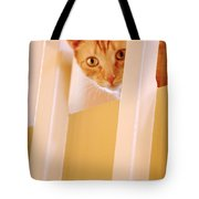 Cat Spy Tote Bag