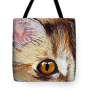 Cat Visions Tote Bag