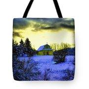 Cataldo Mission Tote Bag