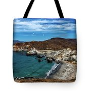 Catalina Island Tote Bag