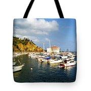 Catalina Kodachrome Tote Bag