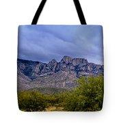 Catalina Mountains P1 Tote Bag