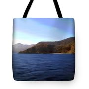 Catalina Shoreline Tote Bag