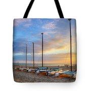 Catamarans In The Sun Tote Bag
