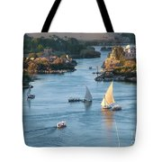 Cataracts Of The Nile Tote Bag