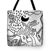 Catastrophe Tote Bag