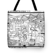 Catch O' The Day Tote Bag