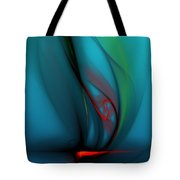 Catch The Wind Tote Bag