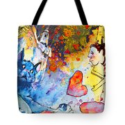 Catching Love Tote Bag