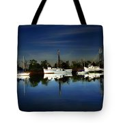 Catching The Morning Tide Tote Bag