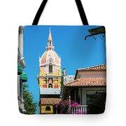 Catedral De Cartagena Tote Bag