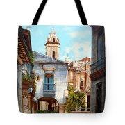 Catedral De La Habana Tote Bag