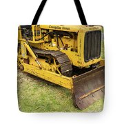 Caterpillar D2 Bulldozer 01 Tote Bag