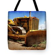Caterpillar Twenty Two Tote Bag