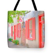 Catfish Row Chs Tote Bag