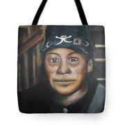 Cathay Williams Tote Bag